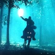 "Ed riding as ""War"" in Sleepy Hollow, season 2, episode 11"
