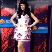 Katy Perry's Peppermint Dress