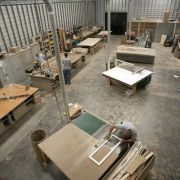 2000 square foot carpentry shop