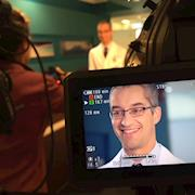 Doctor for Hospital Video Production