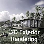 Photo-Realistic 3D Exterior Rendering Services