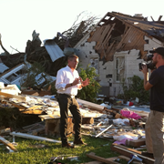 with Brian Williams in Tuscaloosa, AL