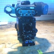 """Sony PDW-F800 XDCAM HD422 2/3"""" 3CCD Camcorder Low Hours!"""