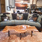 Just some of our unique and one of a kind Texas furniture