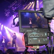 Charter Concert Live Stream View of the Jib