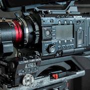 For Sale Sony PMW-F5 4K HD Camcorder w/Sony LCD VF & CBK55BK Documentary Dock