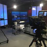 Studio 1A Broadcast News Desk