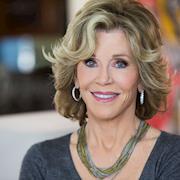 Rhonda styled Jane Fonda