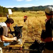 Filming 3 Gun Nation