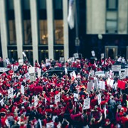 Chicago Public Schools Strike
