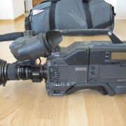 Sony D-30 camera package with PVV3 Betacam SP back $350 OBO