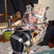 David L Tamarin being tortured in THE GATEWAY MEAT
