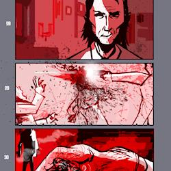 Storyboards by Anthony Sturmas