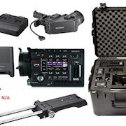 Sony PMW-F5 Cinealta 4K demo camera accessories kit deal