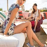 Taylor Swift for Keds (2014) photographer/director team We Are The Rhoads, produced by MDP
