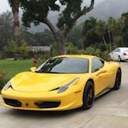 Picture car Ferrari