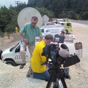 Big Sur fires with ABC NEWS