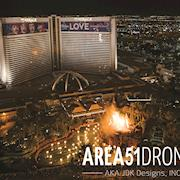 Drone at Mirage