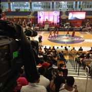 Ball-Up 2012 FINALS at Coppin State - Baltimore Episode for Fox Sports Regional