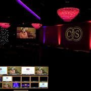 Annual awards dinner for Cedars Sinai, we produce about 30 minutes of video and multimedia loops for the show and also provide a highlight reel of the event.