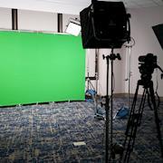 10'x12' Green Screen Setup