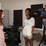 Directing&Producing PBS Artstreet Miami w/singer Chloe Dolandis and DP Douglas Clark