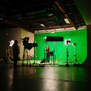 Green Screen Corporate Shoot