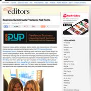 2015 PYP Freelance Business Development Summit
