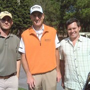 Jim Furyk for Golf Channel