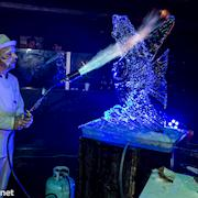 Ice Sculpture Timelapse