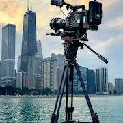 Shooting Chicago timelapse cinematography.