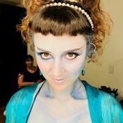 Retrograde the Series (Key Makeup artist)