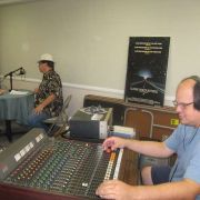 """Every Now and Then Theatre - Live Sound recording for radio show """"Alien Invaders"""""""