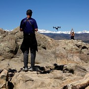Drone in Colorado