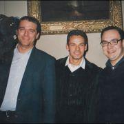 Gio, Ale and Roberto Baggio