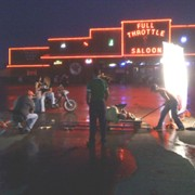 "Working as the Key Grip on the Reality Show, ""Full Throttle Saloon."" Sturgis, SD"