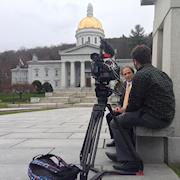 """Denial"" Interview at VT State House"