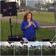 NBC Today West Palm 45 Coverage with Kelly