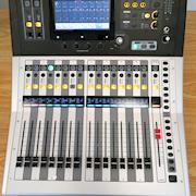 Yamaha TF1 16 Channel Digital Audio Mixing Console with Dante Card (used for 1 project!)