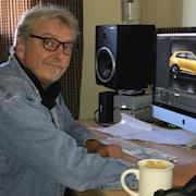 AKTV Producer,  Animator - Brad Bleich