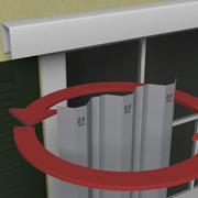 3D - Storm Shutters: Windows