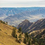 Hells Canyon from Spain Saddle