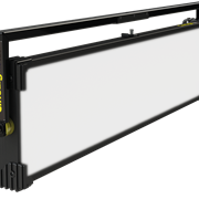 CINELIGHT 120 the NEW powerful SoftLIGHT Bicolor DMX LED panel by FLUOTEC will be showcased at #NABshow