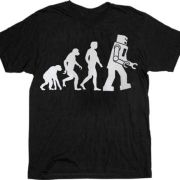 Comic - Film - Television T-shirts Available At TV Store Online.com