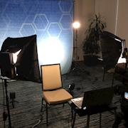 Interview in Vancouver for a healthcare company.