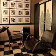 Barber Shop Makeup