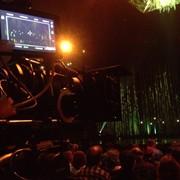 Pilling iris on ALEXA for Cirque Du Soleil show.