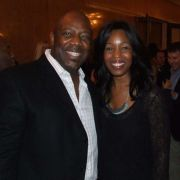 With former FOX WSVN colleage Jason Jackson