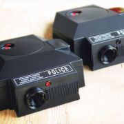 """""""Incident Video Recorder Unit"""" from the TV series VIPER featuring LED """"RECORD"""" & """"POWER"""" indicators."""