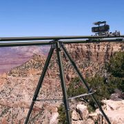 Carbon XL dolly track at Grand Canyon